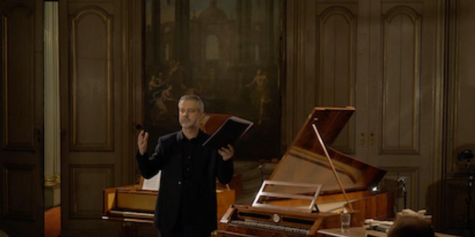 Table Ronde Beethoven & Piano Erard 1803 - Tom Beghin