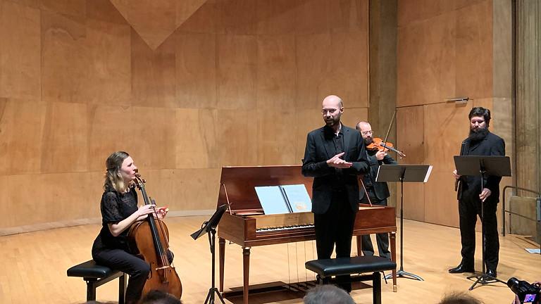 Filmed concert: Beethoven: Une Eroica de Salon