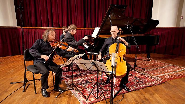 Beethoven - Trio Archiduc & Sonate Waldstein