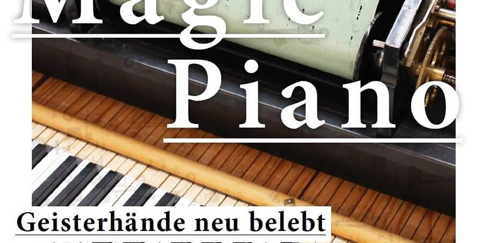 Atelier Magic Piano _ Université des Arts de Berne