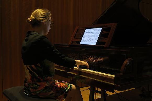 Une journée en solo ou duo avec Olga Pashchenko, pianiste soliste et professeur au Conservatoire Royal d'Amsterdam