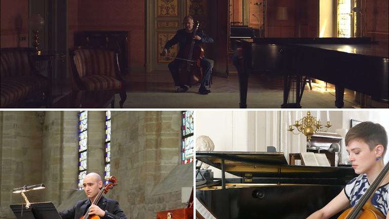 VOD : Séances filmées : Violoncelle Romantiques