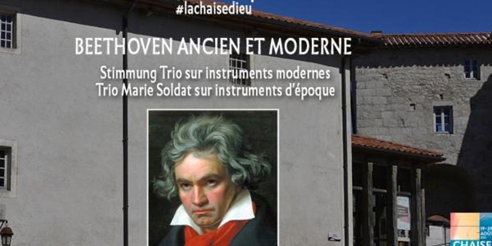 La Chaise Dieu : Beethoven entre Anciens et Modernes Suite