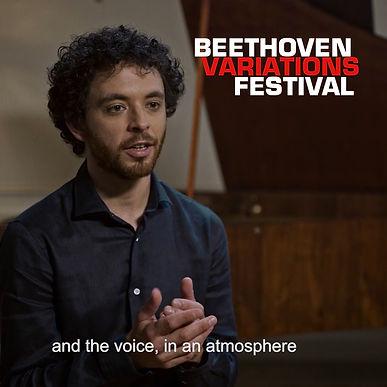 Beethoven, Opéra et Variations Ensemble Lélio, Benjamin D'Anfray