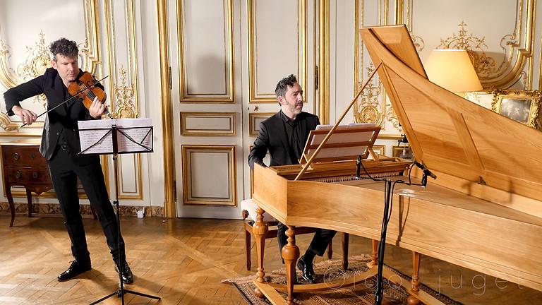 VOD: Piano Silbermann at the Hôtel de Noailles (18th century)