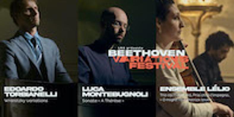 VOD : Séances filmées : Beethoven Variations Festival