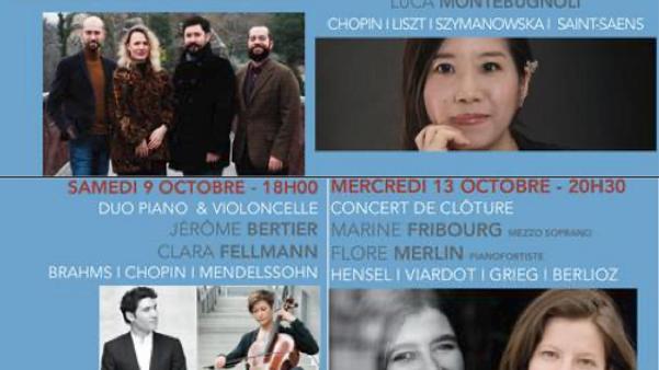 Festes Romantiques Croissy sur Seine
