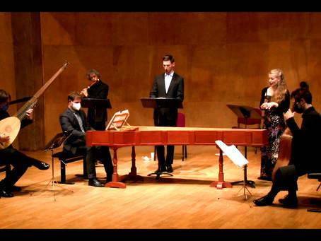 Teatro di Arcadia - The invention of pianoforte Cristofori - Firenze