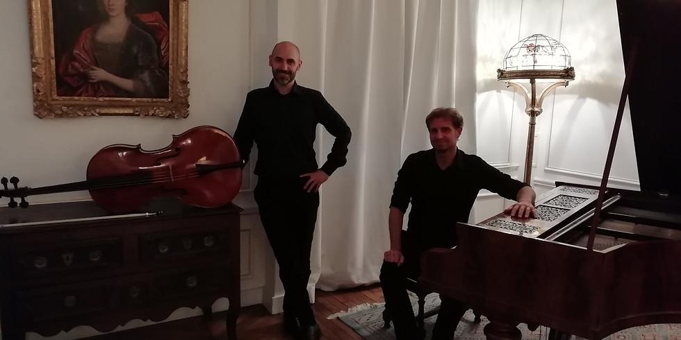 Masterclasse Beethoven - Edoardo Torbianelli & Fernando Caida-Greco
