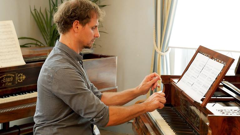 Streicher 1847 - Chopin Grande Polonaise op.53 - Edoardo Torbianelli