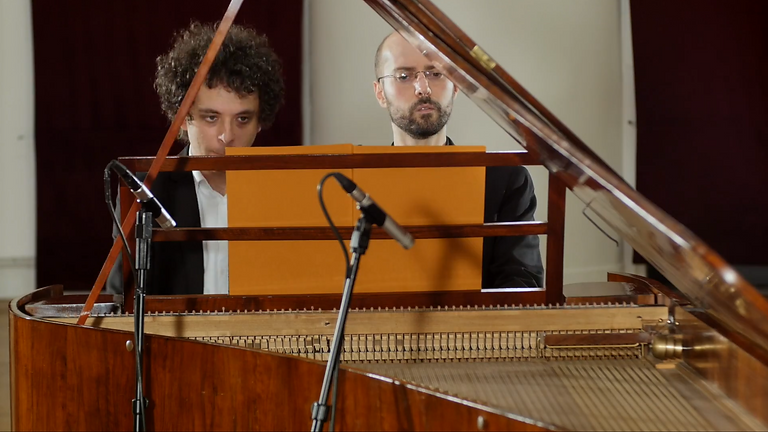 Carl Czerny -  op. 264 à quatre mains