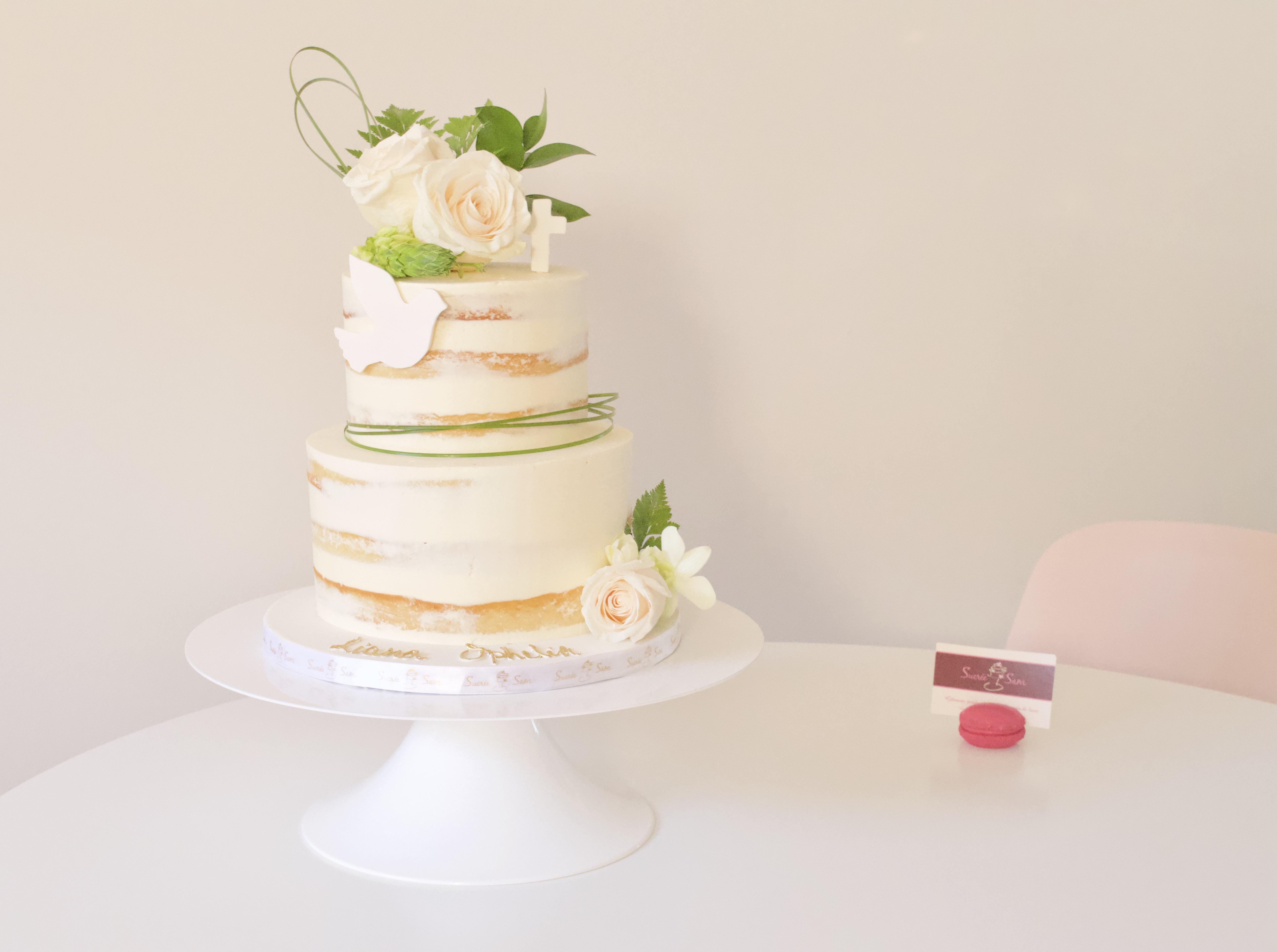 Gâteau religieux