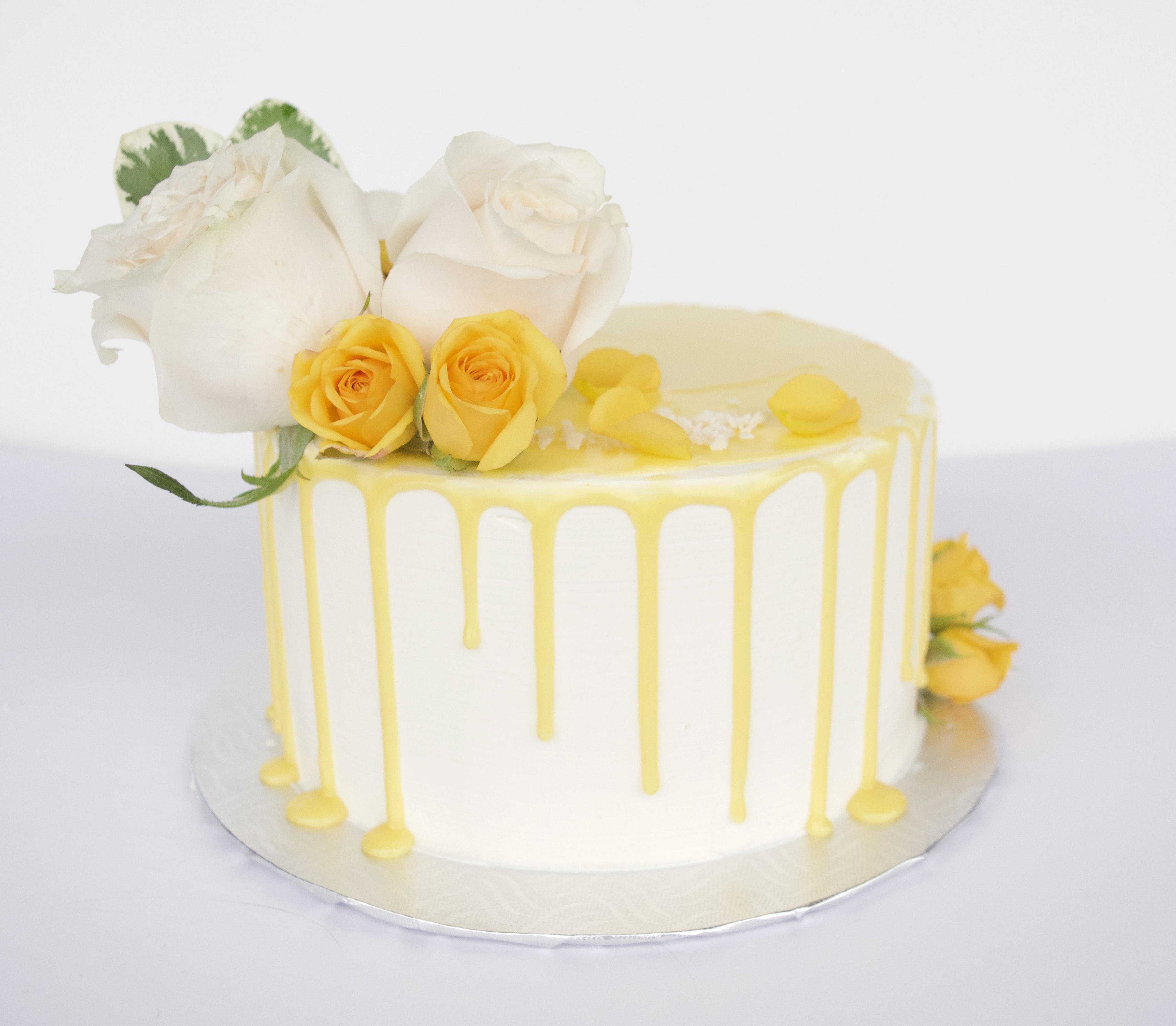 'Drip cake'
