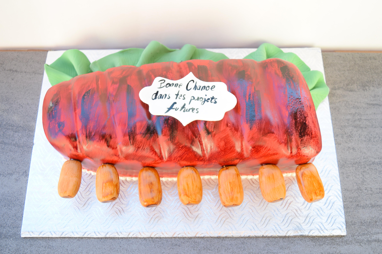 Gâteau Ribs