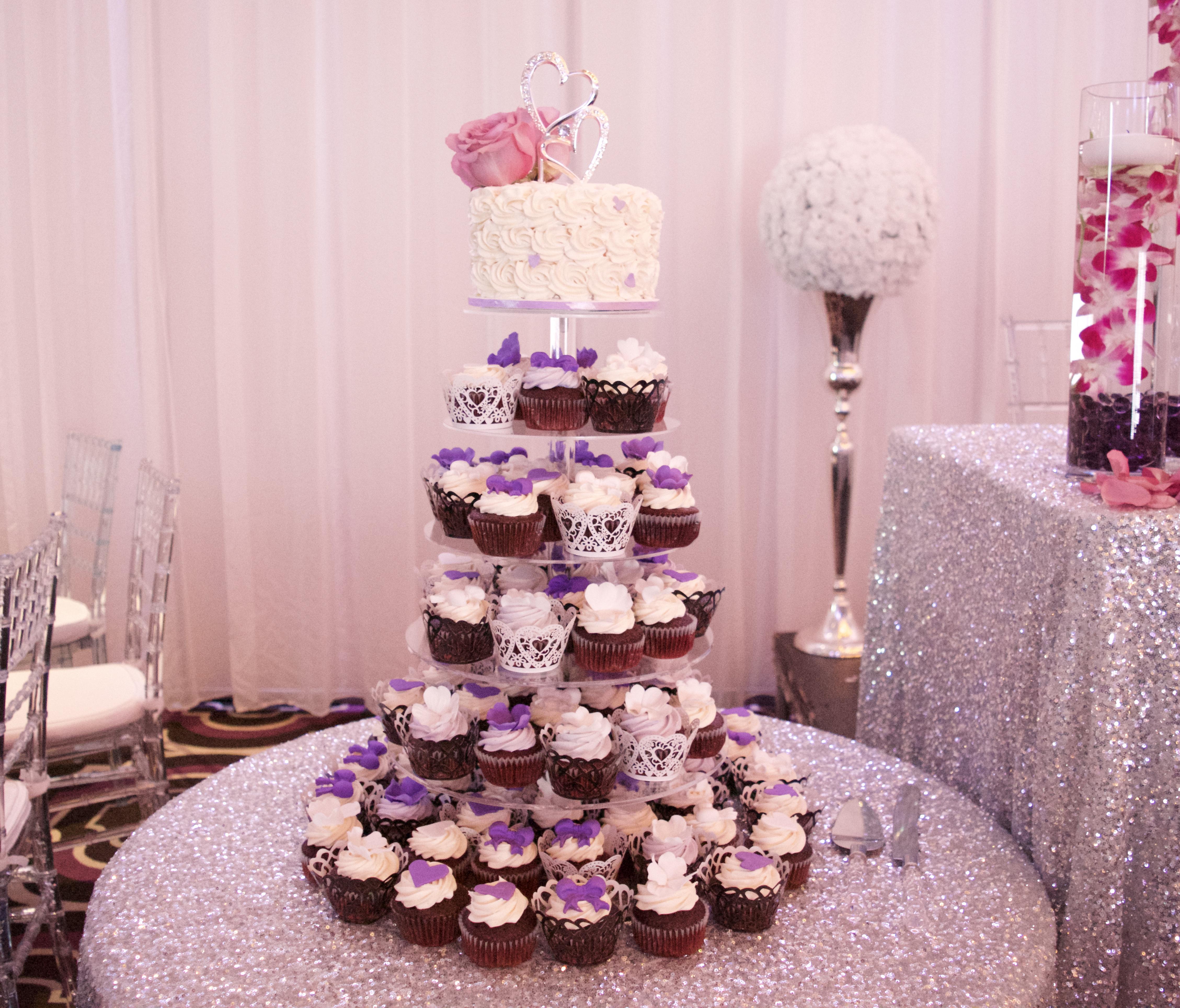 Toure à cupcakes