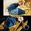 Thumbnail: 藍染布口罩DIY套組(兩個入)