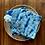 Thumbnail: 💙 《 蒼 濤 》 天 然 藍 染 布