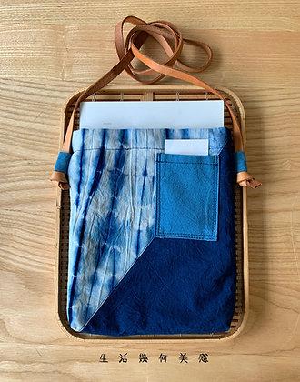 和風拼布系列(旅行小斜袋)DIY套組/成品