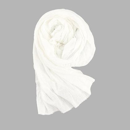 日本精梳棉圍巾