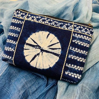 民族風縫染手工布袋