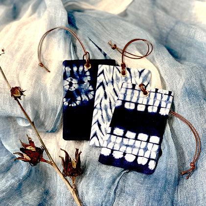精緻縫染卡套(三款圖案可選)