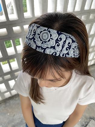波希米亞頭巾(三款圖案可選)