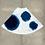 Thumbnail: 文青藍染圈圈裙