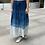 Thumbnail: 藍染漸變長裙
