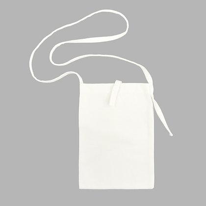 棉 小斜袋