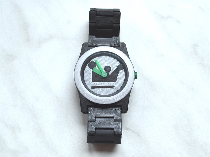 Free Watch STL files
