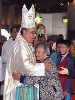 Nuestro Señor Obispo