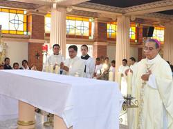 Consagración María Auxiliadora