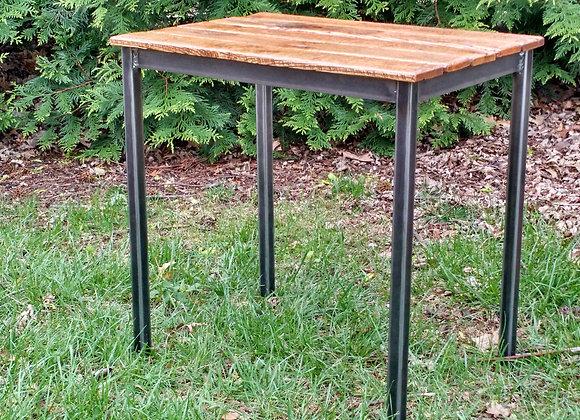 Reclaimed Oak Side Tables - Custom Sizes Available