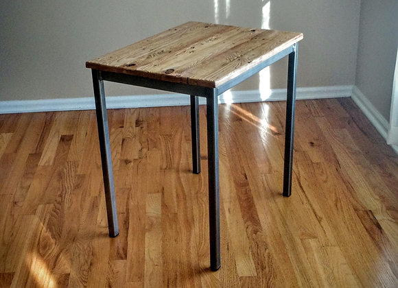Reclaimed Pine Side Tables-Custom Sizes Available