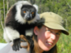 ich mit Lemure