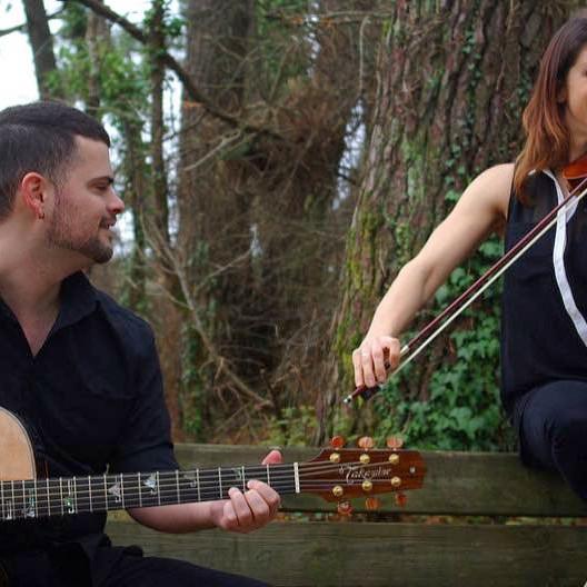 Concert du Duo Pop Cordes