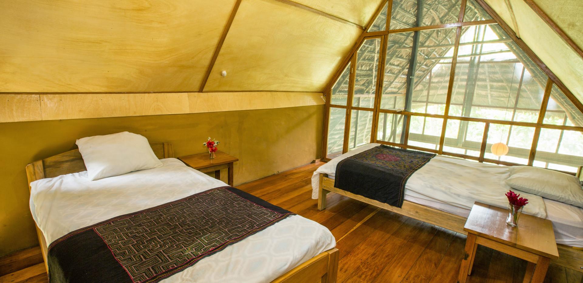 shimiyacu bungalow familiar habitacion m