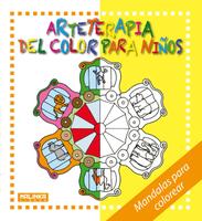 """""""Arteterapia del Color para niños""""Terapias Verdes"""