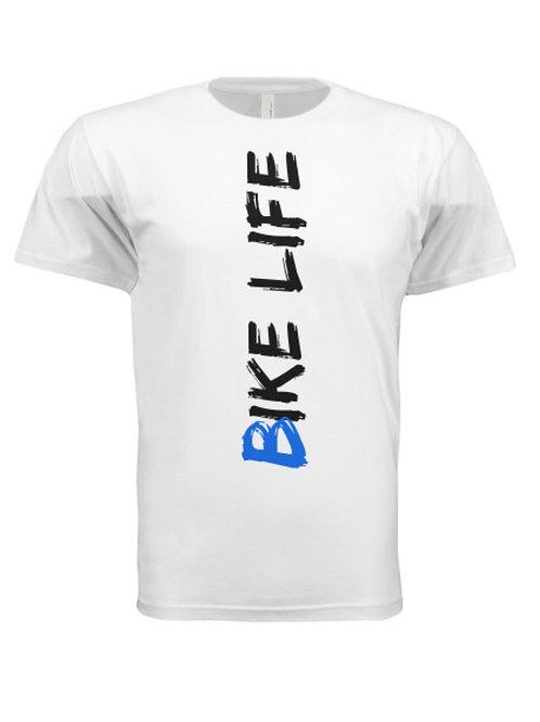 Vertical Bike Life T shirt