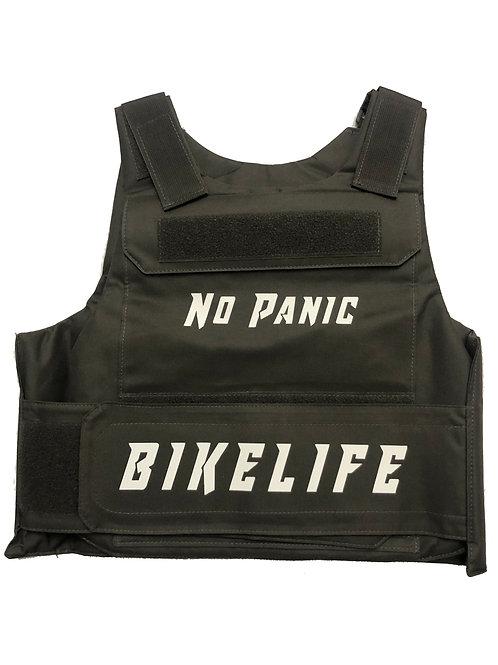 Grey Bike Life Riding Vest