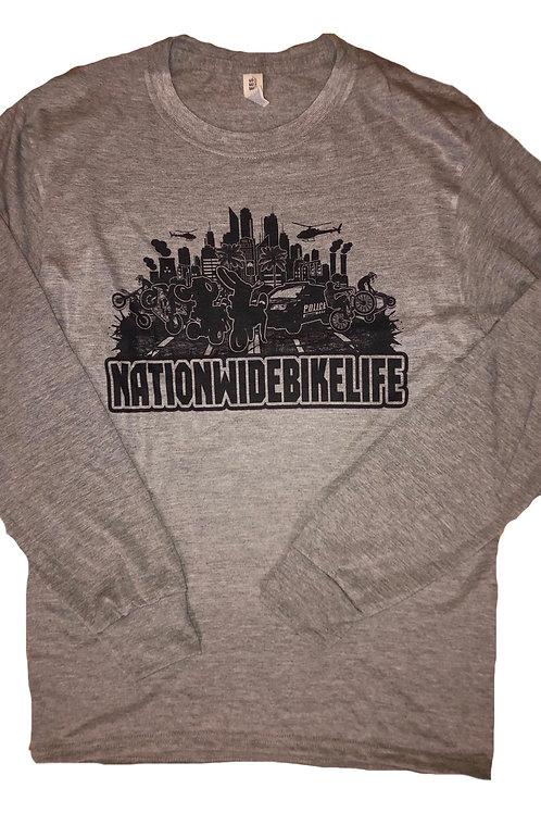Long Sleeve Graphic Shirt