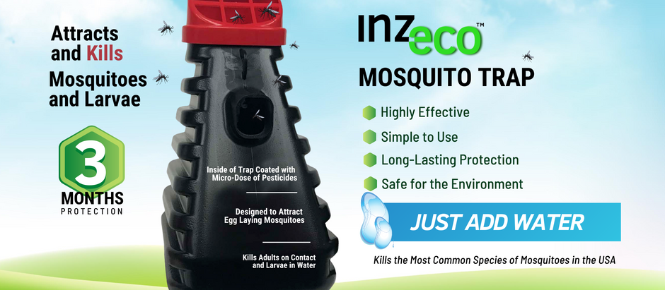 What's the Best Mosquito Trap for 1 Acre?