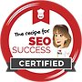 The Recipe for SEO Success by Kate Toon - course completed by Rachel Green of Shine Copy