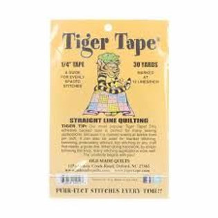 """TIGER TAPE™ - Marked at 12 lines/inch and is 1/4"""" wide"""