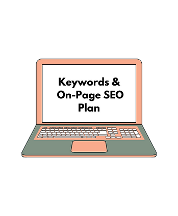 KEYWORD RESEARCH & TECHNICAL SEO PLAN
