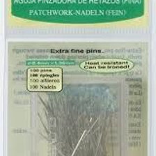 Clover Patchwork Pins (Fine)