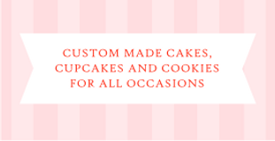 custom made cakes and cookies