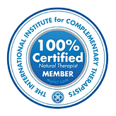 Jasmin Kostov - certified by the international institute of complimentary therapies