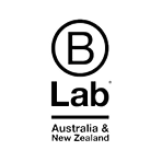 Brand copywriter Sara Tiefenbrun's client - B Lab Australian & New Zealand