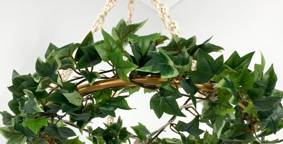 HEDERA FLOWER CHANDELIER